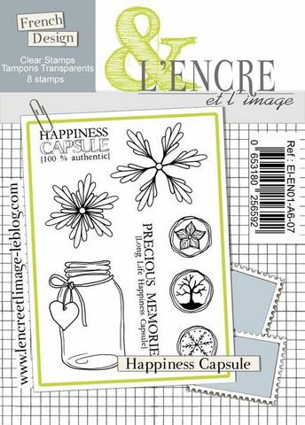 L'Encre et l'image: Happiness Capsule - leimasinsetti