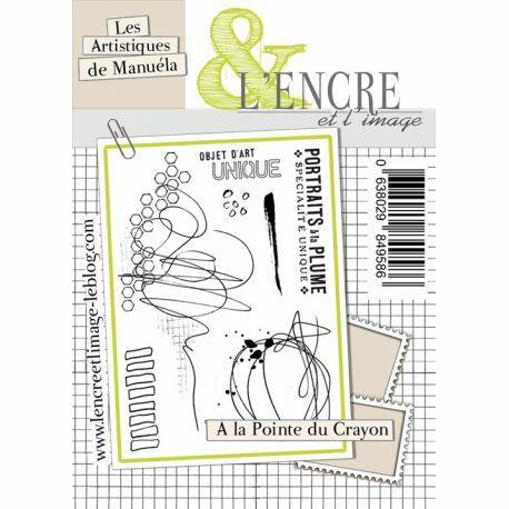L'Encre et l'image: A la Pointe du Crayon - leimasinsetti