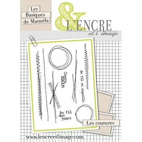 L'Encre et l'image: Les Coutures - leimasinsetti