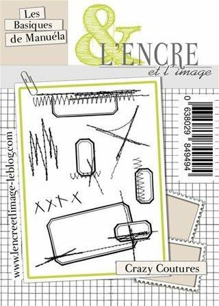L'Encre et l'image: Crazy Coutures - leimasinsetti