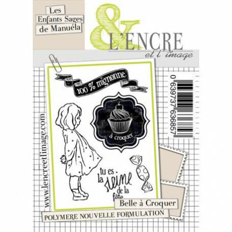 L'Encre et l'image: Belle a Croquer - leimasinsetti