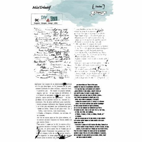 DIY & Cie: Textes  -leimasinsetti