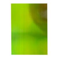 Craft Perfect:  Irridescent Seafoam Green A4 - peilikartonkipakkaus