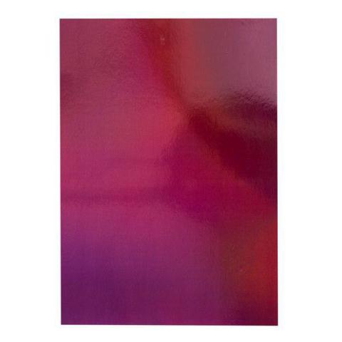 Craft Perfect:  Irridescent Purple Rain A4 - peilikartonkipakkaus