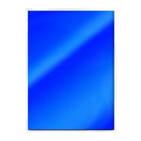 Craft Perfect:  Imperial Blue High Gloss A4 - peilikartonkipakkaus