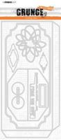 Studio Light Grunge Collection Slimline #27  - stanssisetti