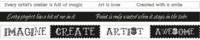 Studio Light Washi Tape Set: Artist's Atelier #3