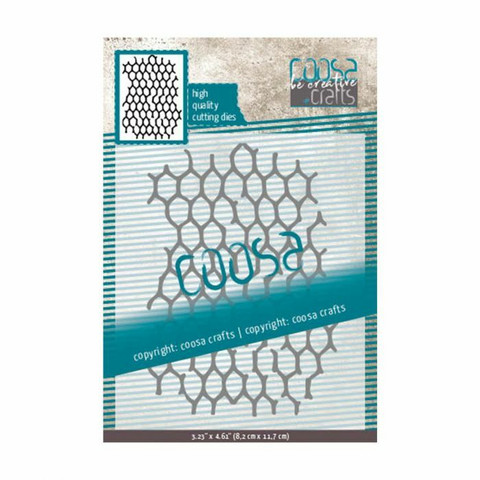 Coosa Crafts: Chickenwire -stanssi
