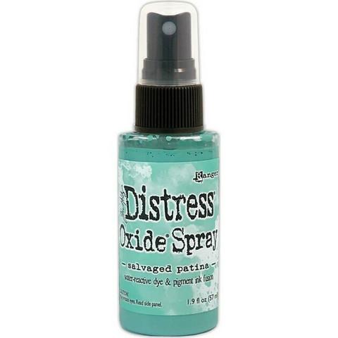 Distress Oxide Spray: Salvaged Patina - suihke