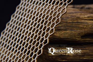 SnipArt: Queen Rose - Net  - leikekuvio