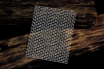 SnipArt:  Background - Bricked Wall 2 - leikekuvio