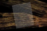 SnipArt:  Background - Honeycomb- leikekuvio