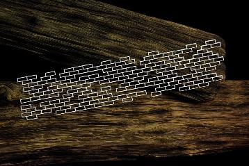 SnipArt: Bricked Wall - leikekuviopakkaus