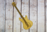 SnipArt: Electric Guitar MDF