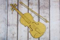 SnipArt: Violin MDF
