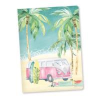 P13: Summer Vibes A5  Art Journal