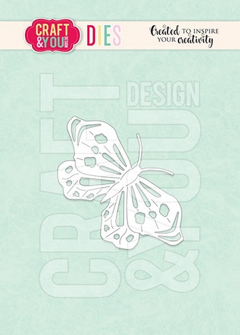 Craft & You: Butterfly 2 -stanssi
