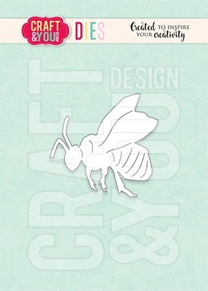 Craft & You: Bee -stanssi