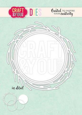 Craft & You: Frame Nest -stanssi