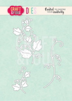 Craft & You: Grapevine Set -stanssisetti