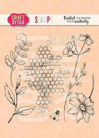 Craft & You: Blossom Meadow -leimasin