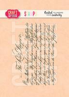 Craft & You: Script -leimasin