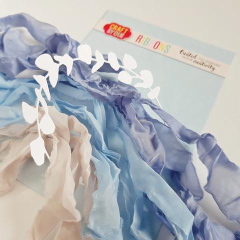 Craft & You: Vintage Ribbons 7  -nauhapakkaus