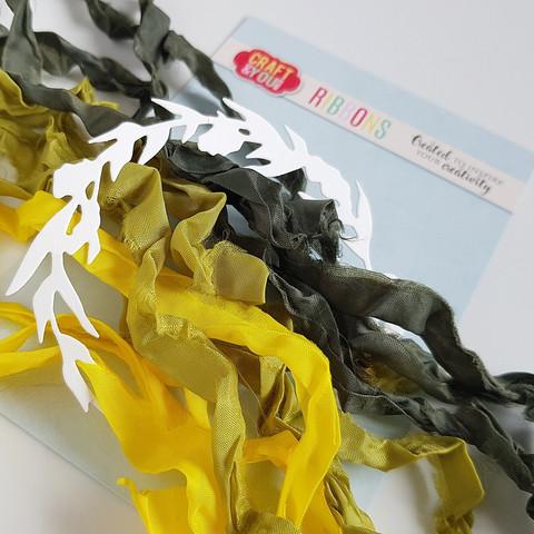 Craft & You: Vintage Ribbons 10  -nauhapakkaus