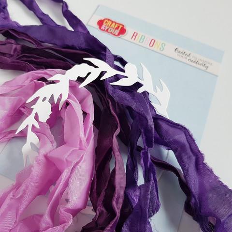 Craft & You: Vintage Ribbons 11  -nauhapakkaus