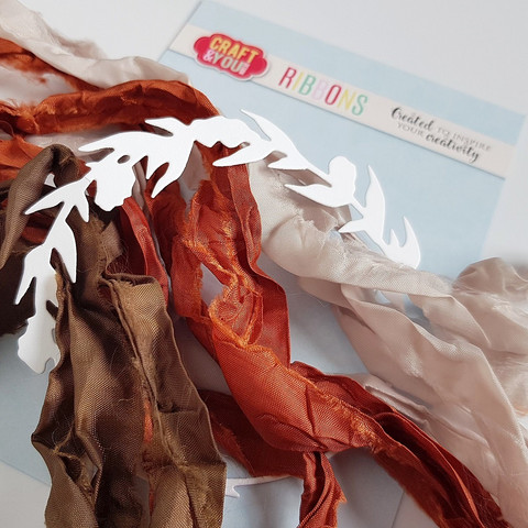 Craft & You: Vintage Ribbons 12  -nauhapakkaus