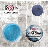 13arts Color Glow Metallic Watercolor: Tanzanite 10g - jauhevesiväri