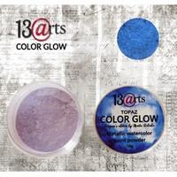 13arts Color Glow Metallic Watercolor: Topaz  10g - jauhevesiväri