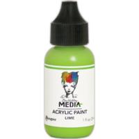 Ranger Dina Wakley Media: Lime 29ml - akryylimaali