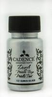 Cadence Dora Metallic Paint - Silver 50ml