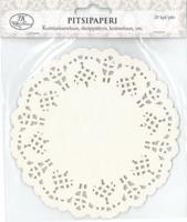 JK Primeco: Kakkupaperi luonnonvalkoinen 14 cm