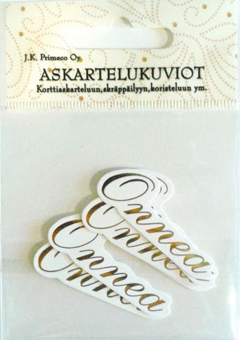 JK Primeco: Onnea kulta  - leikekuviopakkaus