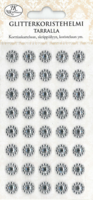 JK Primeco: Glitterkoristehelmitarrat kirkas