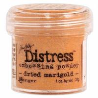 Ranger Distress Embossing Powder: Dried Marigold 34ml
