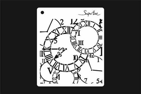 Snipart: Industrial Factory Clocks  -sabluuna