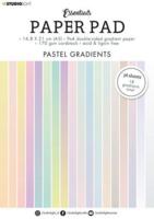 Studio Light Essentials A5 Paper Pad: Pastel Gradients  - paperikko