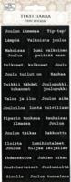 JK Primeco: Joulusanonnat musta