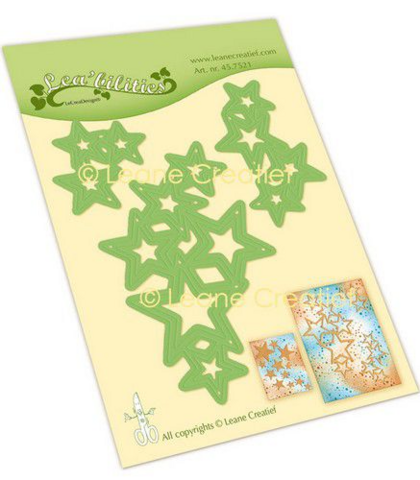 Leabilities: Star Ornaments -stanssisetti