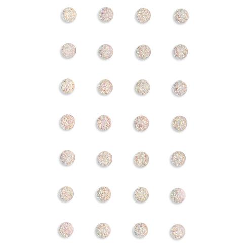 DP Craft Adhensive Stones :  Opal 8mm