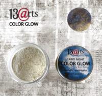 13arts Color Glow Metallic Watercolor : Cairo Night 10g - jauhevesiväri