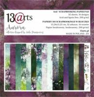 13arts: Aurora 6x6 - paperikokoelma