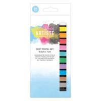 DoCrafts: Artiste Soft Pastel Set - kuivapastelliliidut