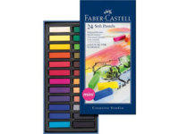 Faber-Castell Soft Pastel Crayon  Mini Set 24 kpl - kuivapastelliliidut