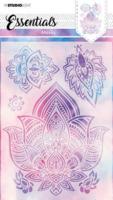 Studio Light Essentials: Mandala Flowers #27 A5 -sabluuna