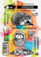 Visible Image: Hedgehog Hugs A6 -leimasinsetti
