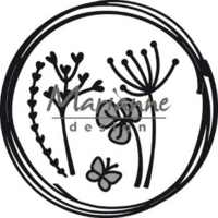 MD Craftables: Doodle Circle -stanssisetti